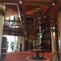 Photo taken at Parkhotel Gütersloh by Mehmet on 8/4/2016