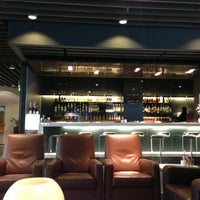 Photo taken at Lufthansa First Class Lounge by Ty R. on 3/2/2013