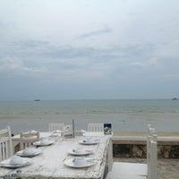Photo taken at You Yen Hua Hin Balcony by Chanin M. on 5/31/2013