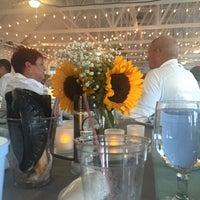 Photo taken at Magnolia Estates Outdoor Weddings by Matt & Andrea S. on 7/16/2016