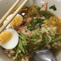 Photo taken at ร้านอาหารจันทร์ทอง by POP R. on 6/25/2017