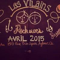Photo taken at Les vilains garçons by Les Vilains G. on 3/7/2015