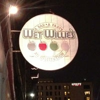 Photo taken at Wet Willie's by Adrian S. on 3/3/2013