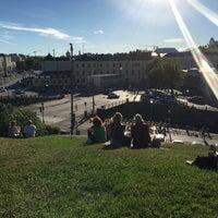 Photo taken at Uspenskin Kallio by Harri L. on 6/19/2017