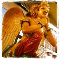 Photo taken at Shiva Mandhir Temple by Khiko R. on 2/9/2014