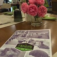 Das Foto wurde bei Паста-бар T'amer`o / Pasta-bar T'amer`o von Irina B. am 6/14/2015 aufgenommen