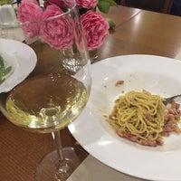 Das Foto wurde bei Паста-бар T'amer`o / Pasta-bar T'amer`o von Irina B. am 6/19/2015 aufgenommen