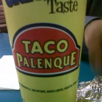 Photo taken at Taco Palenque by Manuel H. on 11/25/2012