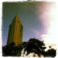 Photo taken at KASIKORNBANK Head Office by Beer K. on 5/19/2013