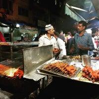 Photo taken at Bhendi Bazaar by Joseph F. on 7/3/2015