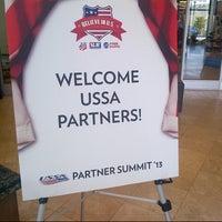 Photo taken at USSA Partner Summit by Senator F. on 7/18/2013