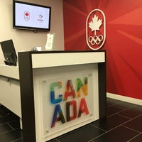 Photo taken at Canadian Olympic Committee by Senator F. on 6/6/2017
