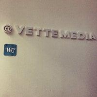 Photo taken at Vette Media by Kevin d. on 10/15/2013