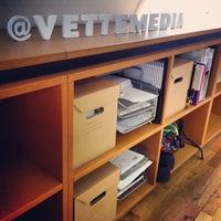 Photo taken at Vette Media by Kevin d. on 4/9/2013