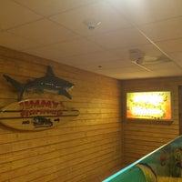 Photo taken at Jimmy's Fish House & Iguana Bar by Катрин Ч. on 7/13/2016