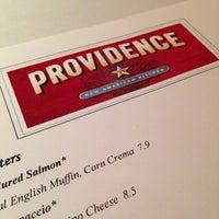 Foto tomada en Providence New American Kitchen por chris h. el 10/9/2013