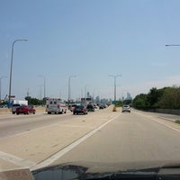 Photo taken at Kennedy Expressway by Andy S. on 7/21/2013