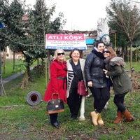 Photo taken at Atlı Köşk Cafe & Restaurant by Gizem D. on 12/19/2014