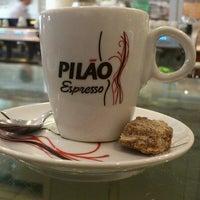Photo taken at Viena Café by Marcelo M. on 10/26/2012