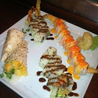 Photo taken at Umi Sushi Bar & Grill by Krystal A. on 11/13/2012