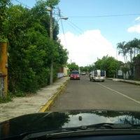 Photo taken at Fraccionamiento Catemaco by Karlha H. on 8/30/2014