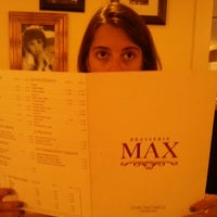 Photo taken at Brasserie Max by michele g. on 8/25/2013