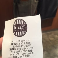 Photo taken at Tully's Coffee by のあママ on 7/18/2016