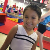 "Photo taken at Best Gymnastics by Joe ""Nike"" Q. on 10/27/2014"