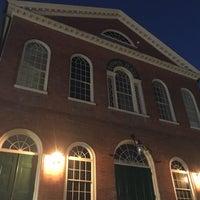 Das Foto wurde bei Old Town Hall in Salem von Michael P. am 10/20/2017 aufgenommen