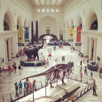 Photo taken at The Field Museum by Michael P. on 7/21/2013