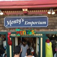 Photo taken at Monty's by Michael P. on 7/3/2016