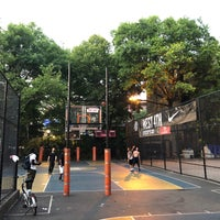 Photo taken at West 4th Street Courts (The Cage) by Michael P. on 7/2/2018