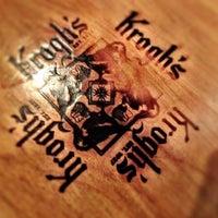 Photo taken at Krogh's Restaurant & Brew Pub by 8PM R. on 12/5/2012