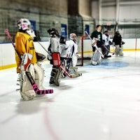 Photo taken at ProtecHockey Ponds by 8PM R. on 10/12/2012