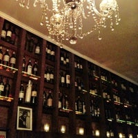 Photo taken at Aroma Kitchen & Wine Bar by 8PM R. on 3/5/2013