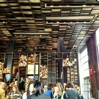Photo taken at Colicchio & Sons by 8PM R. on 3/6/2013