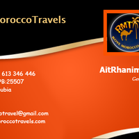 Photo taken at RoveMoroccoTravels - Private & Custom Tours by Moha A. on 9/25/2014