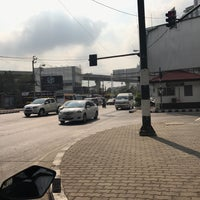 Photo taken at Tiwanon Intersection by PiiNiie Z. on 3/15/2017