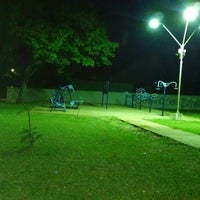 Photo taken at Parque Ouro Branco by LORRAYNE #. on 10/14/2014