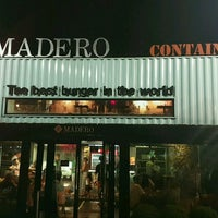 Photo taken at Madero Container by Roque A. on 1/9/2017