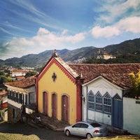 Photo taken at Centro Histórico de Ouro Preto by Sergio R. on 5/11/2015