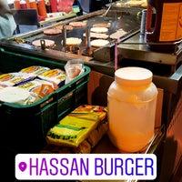 Photo taken at Hassan Burger by Faiz M. on 8/2/2017