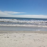 Photo taken at Atlantic Ocean by Gretchen A. on 9/30/2014