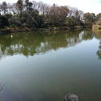 Photo taken at 大池 by piroko s. on 2/19/2018