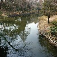Photo taken at 大池 by piroko s. on 2/26/2018
