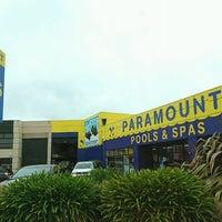 Photo taken at Paramount Pools by piroko s. on 5/4/2017