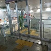 Photo taken at 日立駅情報交流プラザ ぷらっとひたち by piroko s. on 11/30/2017
