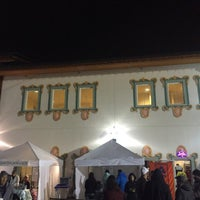 Photo taken at Leavenworth Festhalle by Chris H. on 10/16/2016