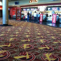 Photo taken at AMC Rosedale 14 by Marie K. on 3/9/2013