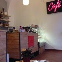 Photo taken at Café Element by Rudolf M. on 11/13/2013